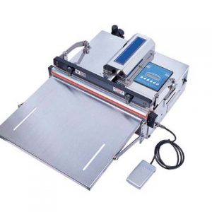 EM600DX Deluxe Heat sealer machine