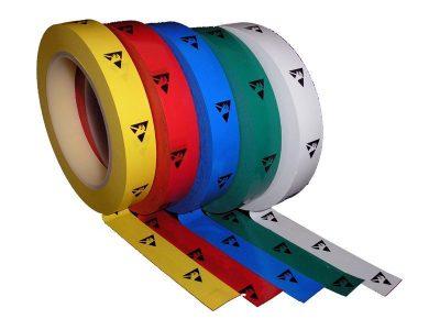 Nastro adesivo ESD colorato
