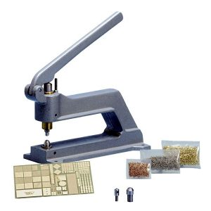 FAVORIT Hand-operated through-hole plating machine