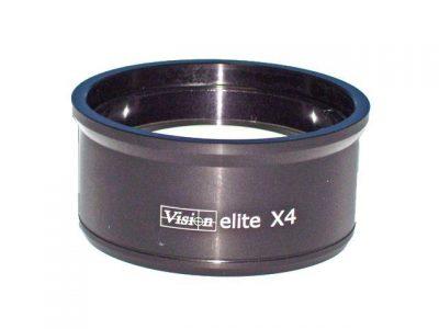 Obiettivo 4x per microscopio stereoscopico Mantis Elite - Vision Engineering