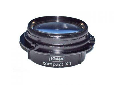Obiettivo 4x per microscopio stereoscopico Mantis Compact - Vision Engineering