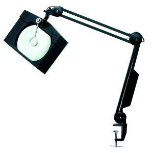 69 Rectangular ESD magnifyng lamp
