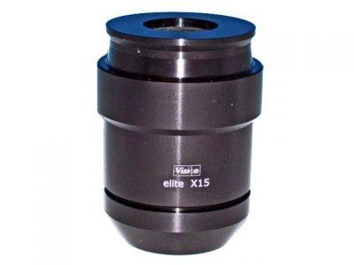 Obiettivo 15x per microscopio stereoscopico Mantis Elite - Vision Engineering