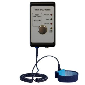 EEBCSTAT ESD wristband tester