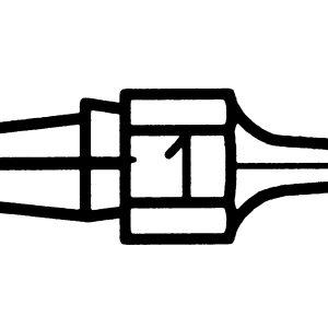51314199 DX111 Desoldering nozzle