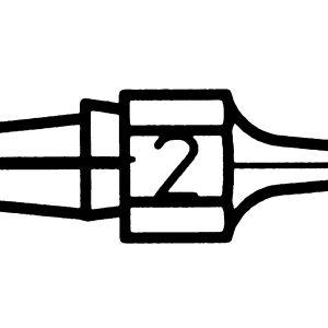 51314299 DX112 Desoldering nozzle
