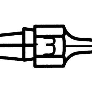 51314399 DX113 Desoldering nozzle