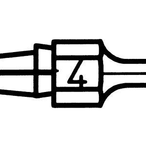 51314499 DX114 Desoldering nozzle