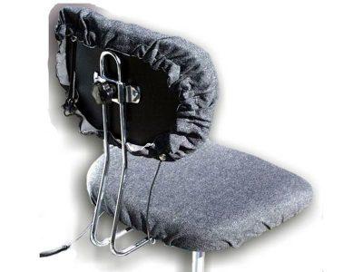 Kit coprisedia dissipativo ESD per copertura sedie