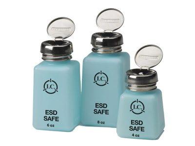 Dispenser ESD con erogatore a pompa