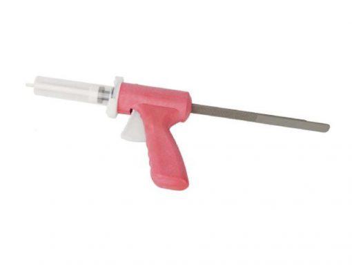 Pistola dosatrice per creme e flussanti in gel da 30/55cc