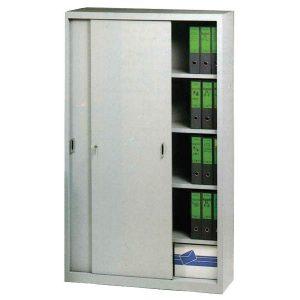 Sliding doors cabinet (3 formats)