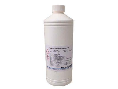 Cloruro Ferrico soluzione 40% (1 litro)