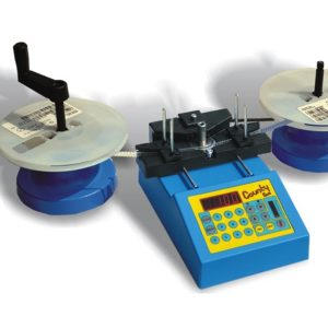County EVO Counting machine for axial radial and SMD components