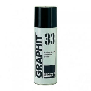 Graphit 33 Electrically conductive coating in 200ml spray can