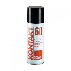 Kontakt 60 oxide dissolving contact cleaner in 200ml spray can