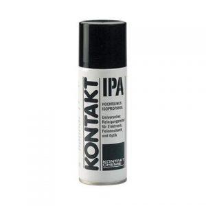 Kontakt IPA high purity isopropanol in 200ml spray can