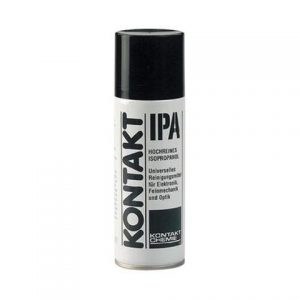 Kontakt IPA high purity isopropanol in 200ml spray can
