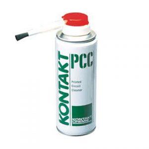 Kontakt PCC printed circuit board cleaner in 200ml spray can
