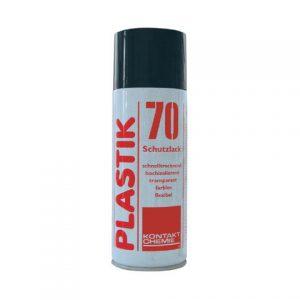 Plastik 70 Conformal coating in 200ml spray can