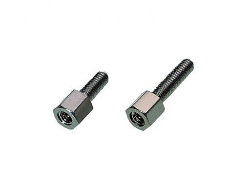 Distanziale esagonale CH6 M-F 10mm M4