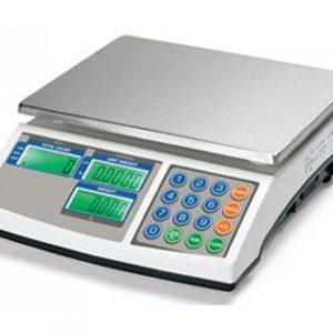 ECS30 Counting scales maximum capacity 30Kg