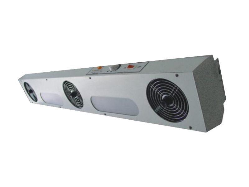 EE111 Ionizzatore a sospensione 3 ventilatori (120-330CFM)