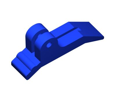 ECS 81 Estrattore Blu per circuito stampato