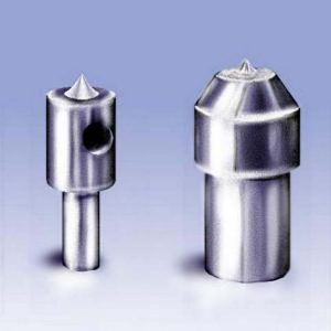 Set of punches for rivets (2pcs)