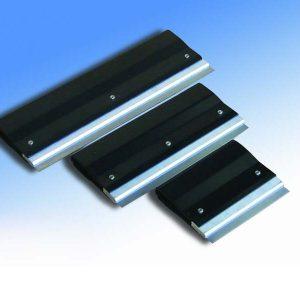 HS2000806 Lamina in metallo per racla da 150 mm
