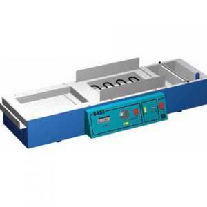 SAST2E Static soldering machine with digital temperature control