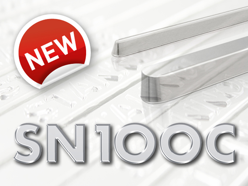Stannol Lead-Free Alloy SN100C in bars