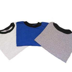 Antistatic ESD T-Shirt (White, Grey, Royal blue - XS/XXL)