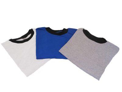 Maglietta ESD antistatica maniche corte