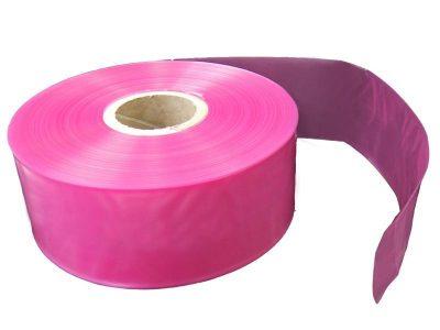 Tubolare ESD statico dissipativo in polietilene, colore Rosa
