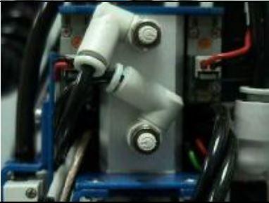 RHK0005614 Cilindro pneumatico per TWS Quadra