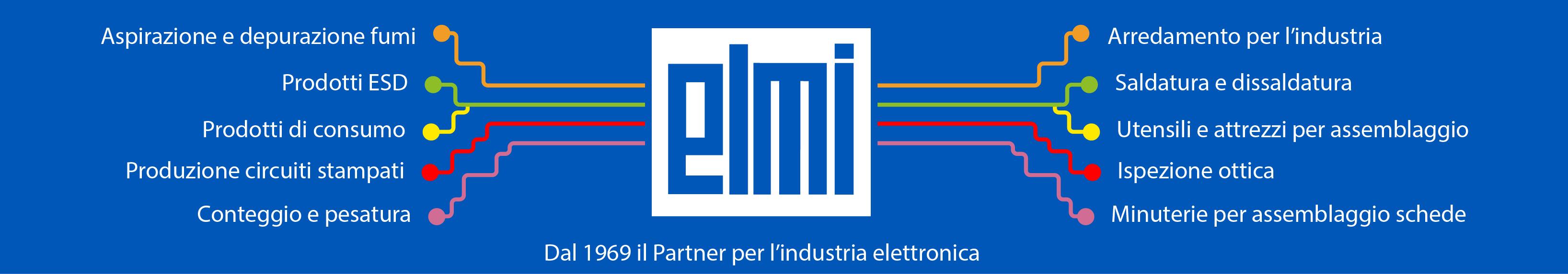 Elmi Srl, dal 1969 il Partner per l'Industria Elettronica