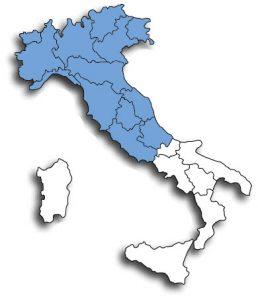 Agenti El.Mi in Italia