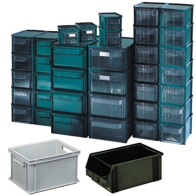Bins and Drawers