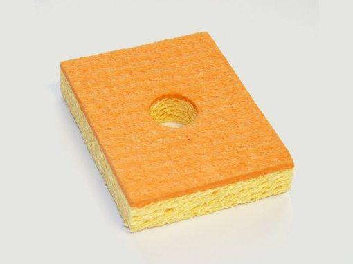 Spugnetta due strati Weller per pulizia punte (5pz) | T0052242099