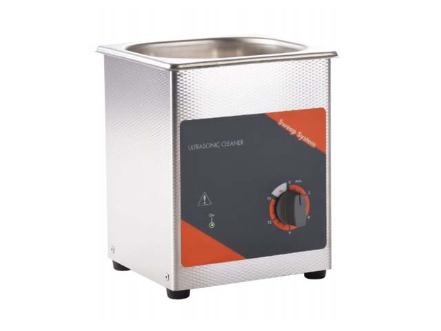 1,9L Mod. 1200 Ultrasonic Cleaner - Deluxe Line