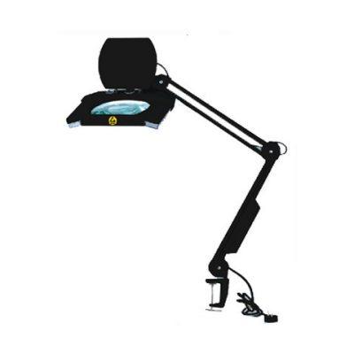 EE2012 Rectangular ESD magnifyng lamp