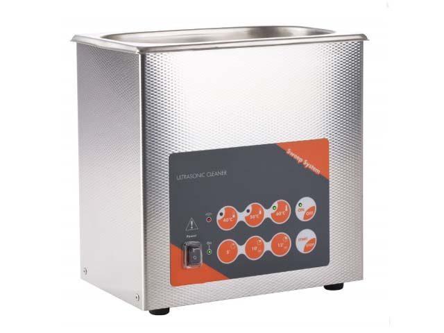 Lavatrice a ultrasuoni | Pulitore a ultrasuoni Deluxe 2200 (capacità 3L)