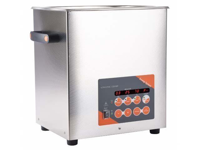 Lavatrice a ultrasuoni | Vasca a ultrasuoni linea Deluxe 4300 (18 litri)