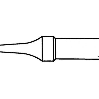 ETR Punta saldante Weller a scalpello | 4ETR