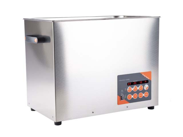 28L Mod. 5300 Ultrasonic Cleaner - Deluxe Line (4 variations)
