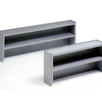 Table-top shelving with two layers (width 100-250 cm)