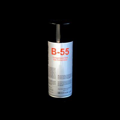 B55 Compressed air flow