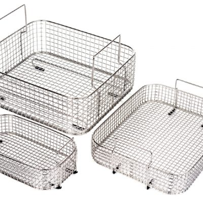 Basket for Ultrasonic cleaner Deluxe line Deluxe line