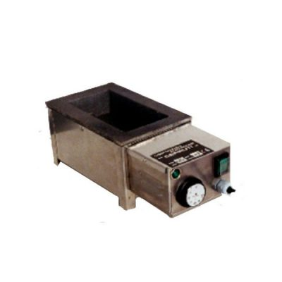 2046 Soldering pot with rectangular section